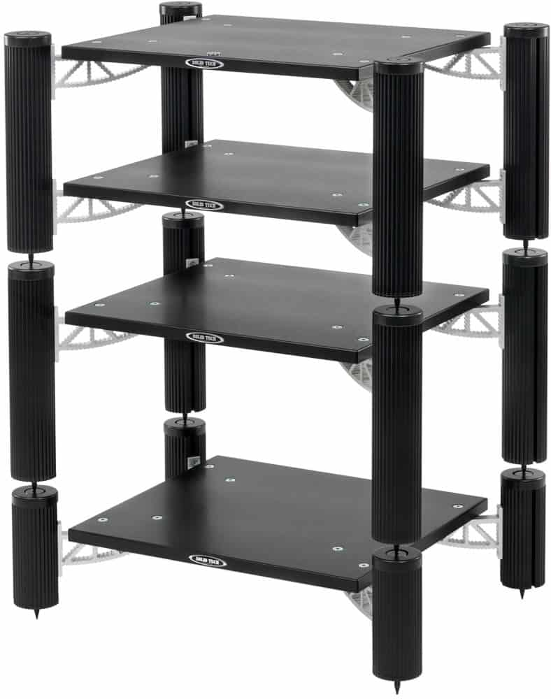 Hybrid with 4 shelfs-kit Image