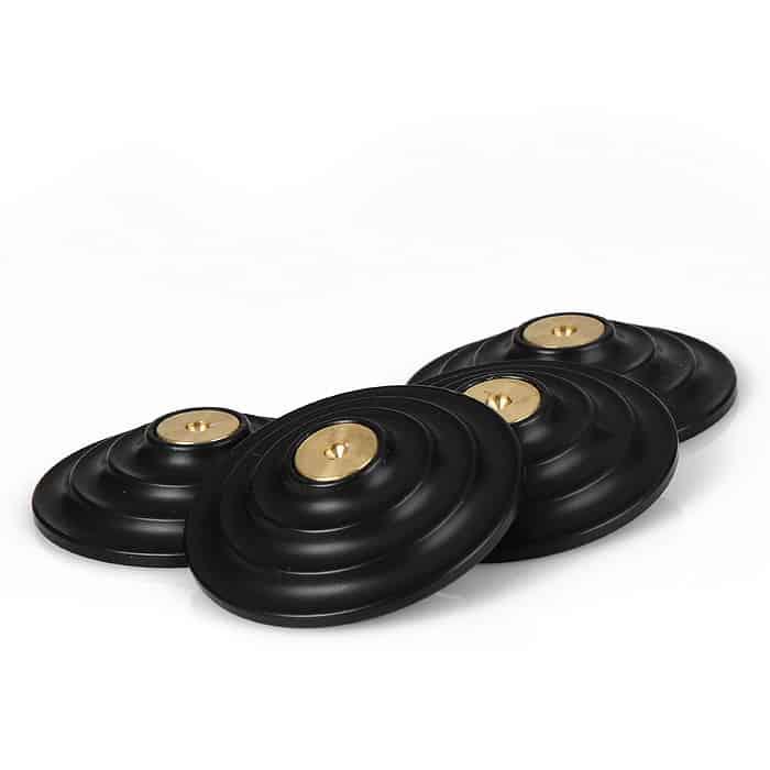 Floor protectors Black Image