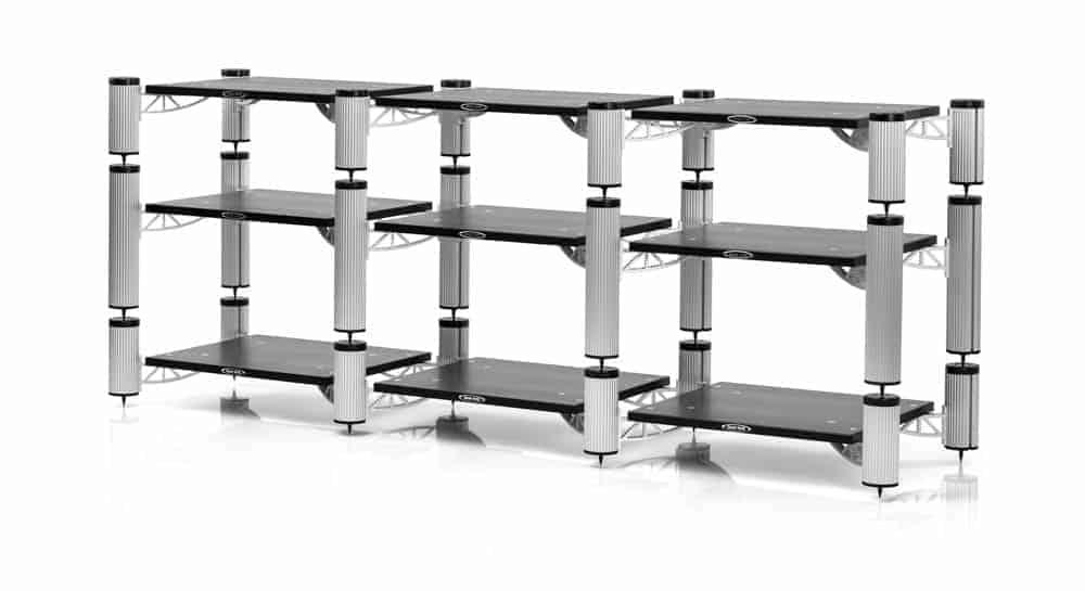 Hybrid 9 shelf-kit design Image