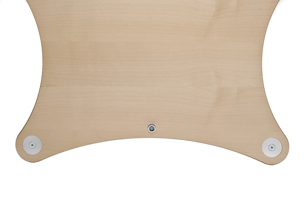 Radius Shelf - Birch Veneer Image