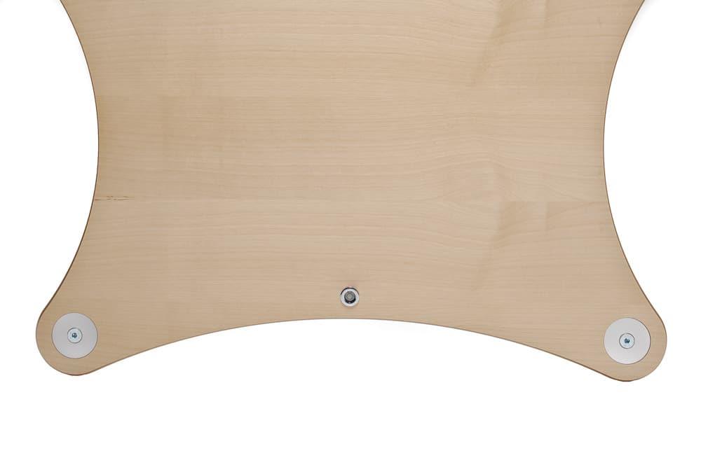 Radius Shelf - Birch Veneer Image