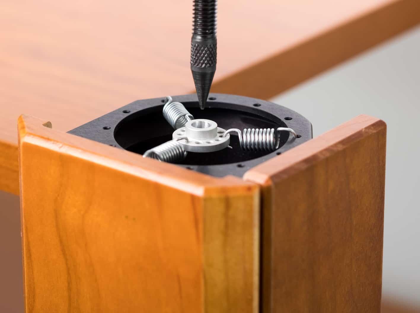 Hybrid Wood Suspension Image