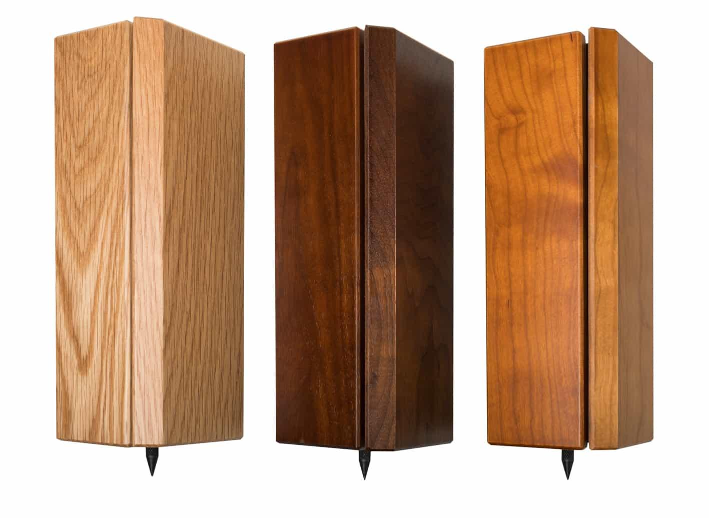 Hybrid Wood Pillars Image