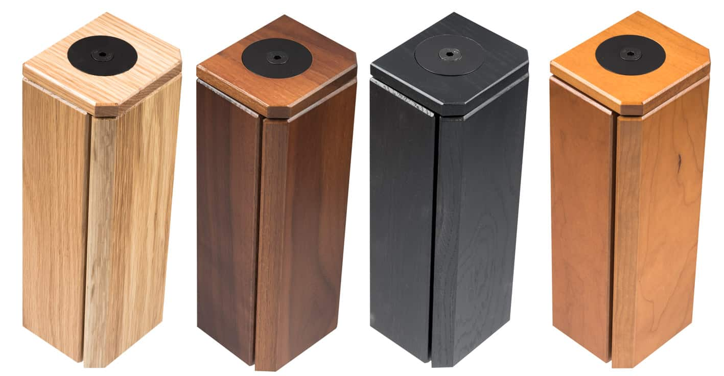 Top Lid for Hybrid Wood Image