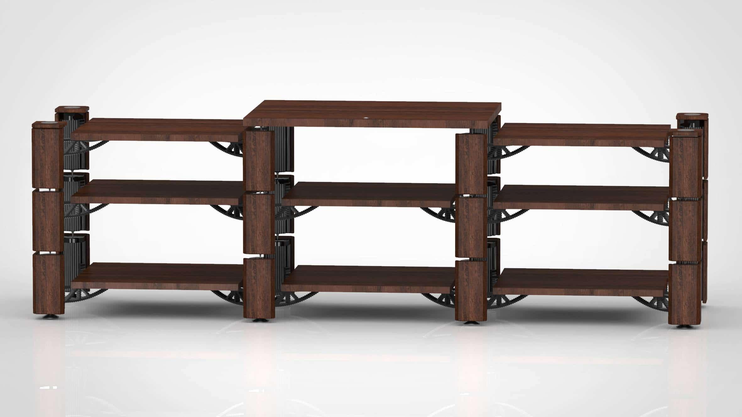 8 shelf-kit configuration Image