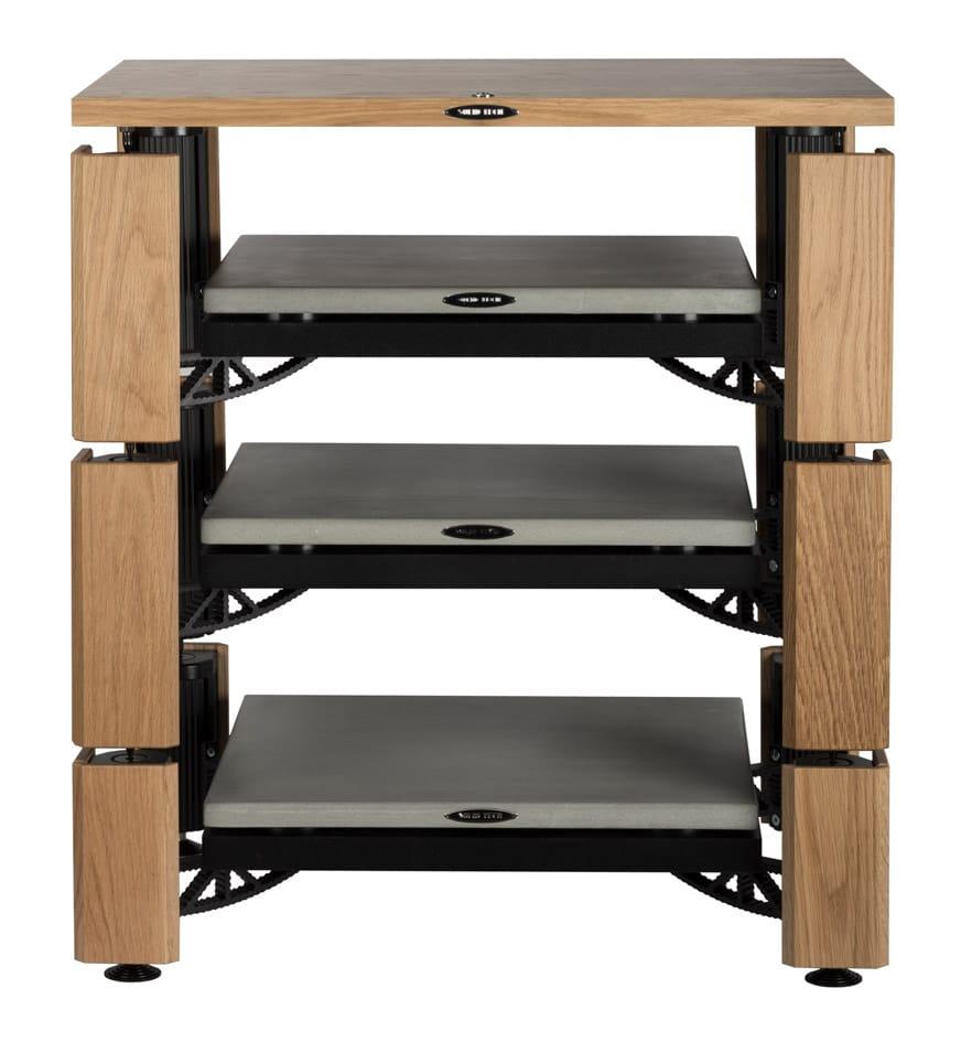 Hybrid Wood 3 shelf-kit design with Isolation shelf-kit HD Image